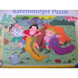 Puzzle - Tom Tom Et Nana