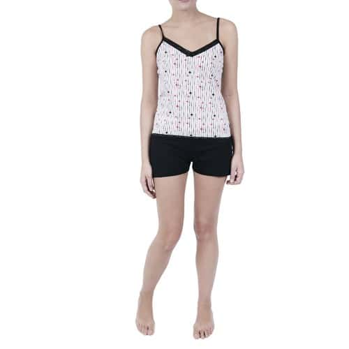 44622f2d62332 pyjama court femme pas cher ou d'occasion sur Rakuten