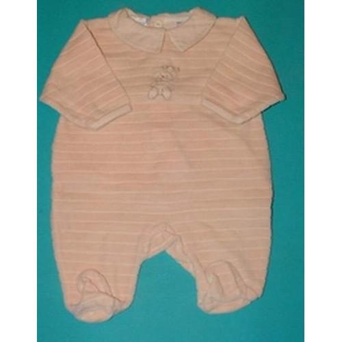 632aec823a17d pyjama velours bebe fille pas cher ou d'occasion sur Rakuten