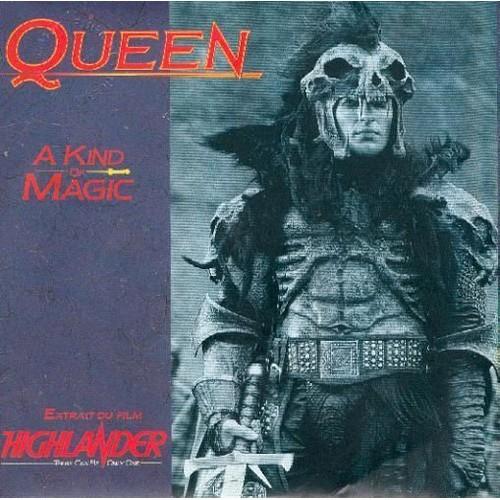 Queen Highlander Soundtrack: Queen : A Kind Of Magic Pas Cher Ou D'occasion