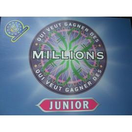 Qui Veut Gagner Des Millions? - Junior - Version Euro