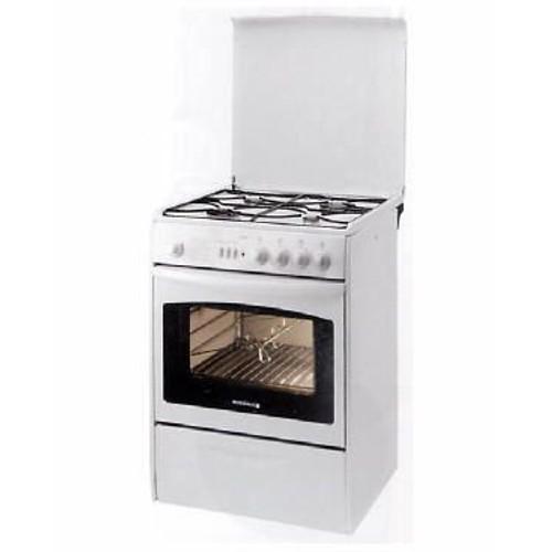 rosieres rcg 621 rb cuisini re gaz blanc achat et vente. Black Bedroom Furniture Sets. Home Design Ideas
