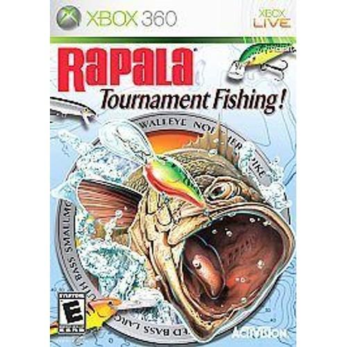 Rapala tournament fishing achat et vente priceminister for Rapala tournament fishing