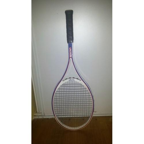 Tennis Raquette Cher Lacoste Sur Pas Ou Rakuten D'occasion FwwqxzTZa