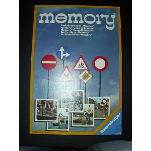 ravensburger germany jeu de memoire theme circulation memory code de la route. Black Bedroom Furniture Sets. Home Design Ideas