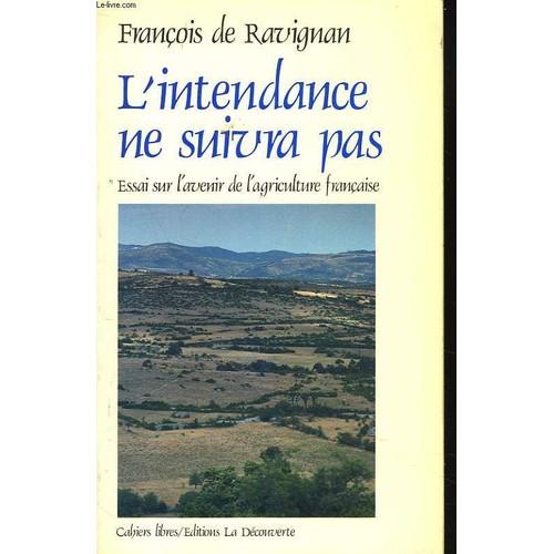 Que lisez-vous en ce moment ? Tome 2 - Page 9 Ravignan-Intendance-Ne-Suivra-Pas-Livre-894285116_L