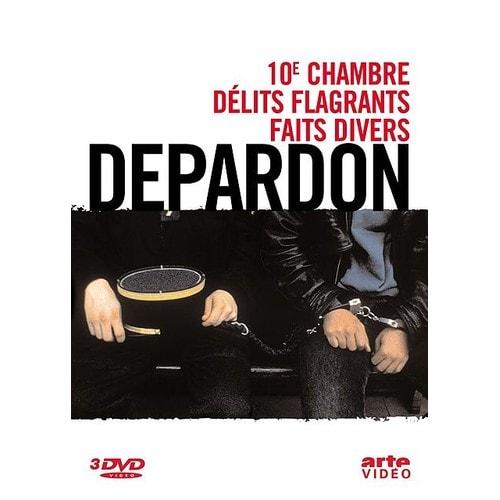 Depardon 10e chambre instants d 39 audience d lits - Code avantage aroma zone frais de port ...
