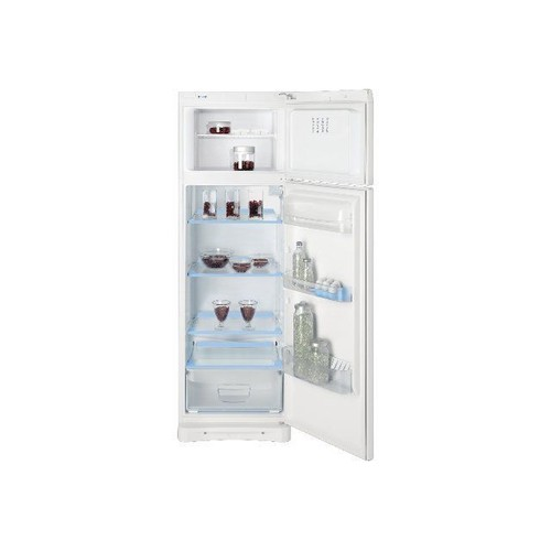 r frig rateur combin indesit taan 25 classe a blanc pas cher. Black Bedroom Furniture Sets. Home Design Ideas