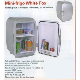 Petit frigo camping – Table basse relevable