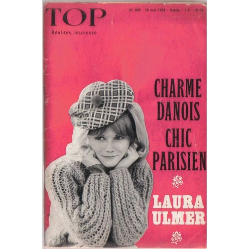 Remon-Didier-W-Top-Realites-Jeunesse-N-339---25-Avril-1965-Charme-Danois-Chic-Parisien-Laura-Ulmer-Livre-330976011 L.jpg 80663bf4b32