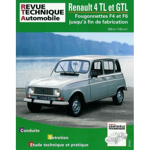 renault 4 gtl achat et vente neuf d 39 occasion sur priceminister rakuten. Black Bedroom Furniture Sets. Home Design Ideas