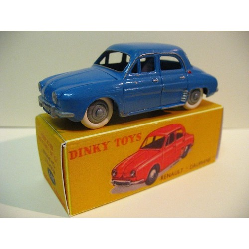 renault dauphine dinky toys dinky toys neuf et d 39 occasion. Black Bedroom Furniture Sets. Home Design Ideas