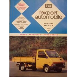 Renault Trafic Propulsion 2.0 L Ess & 2.5 L D Revue Rta N� 207