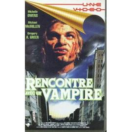 Vampires rencontres