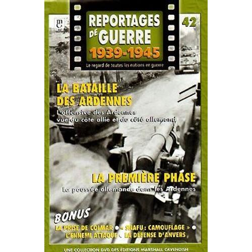 Reportages de guerre n 42 la bataille des ardennes - Code avantage aroma zone frais de port ...