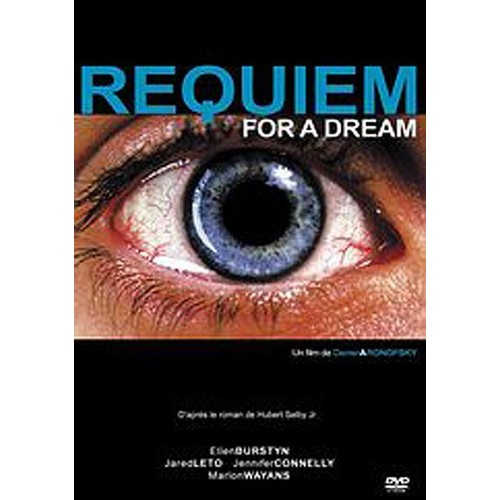 darren aronofskys requiem for a dream essay Darren aronofsky's seventh film opens with a title card that reads just mother in lowercase before adding an exclamation point, which arrives with in a film overcome by its allegorical intentions, the director of such overt psychodramas as black swan (2010), requiem for a dream (2000), and pi (1998).