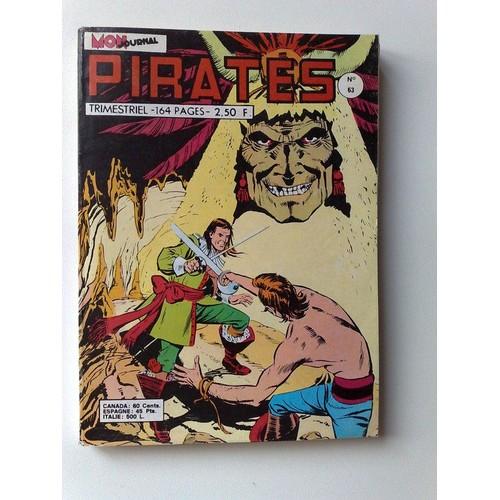 Revue Bandes dessin�es - Pirates