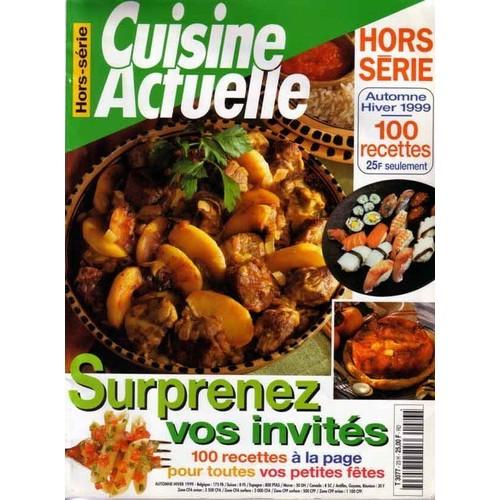 Revue Cuisine - Cuisine actuelle