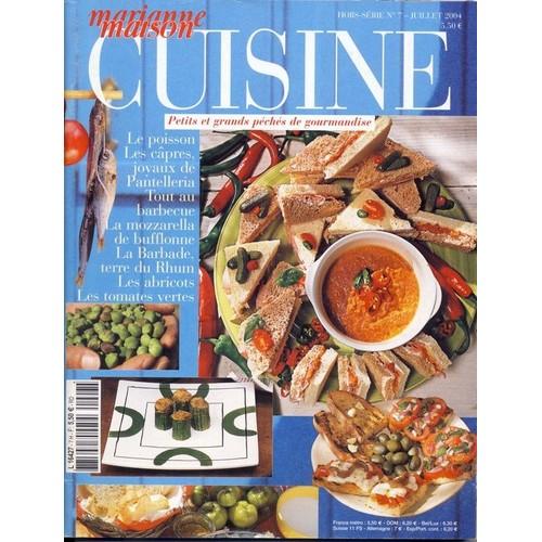 Revue cuisine marianne maison for Revue ma maison