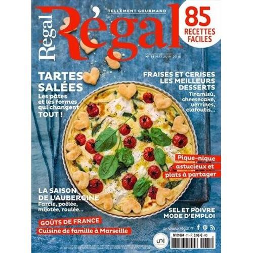 Revue cuisine regal achat vente neuf d 39 occasion for Cuisine regale