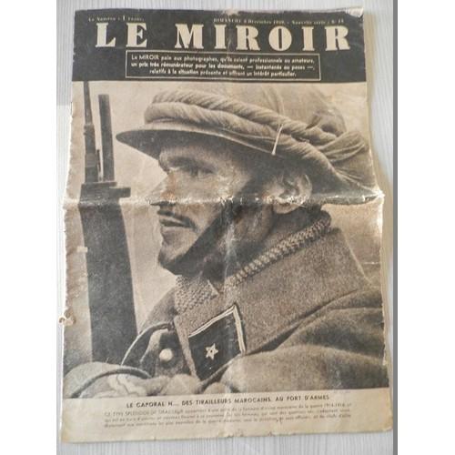 Revue histoire le miroir for Prisonniers du miroir