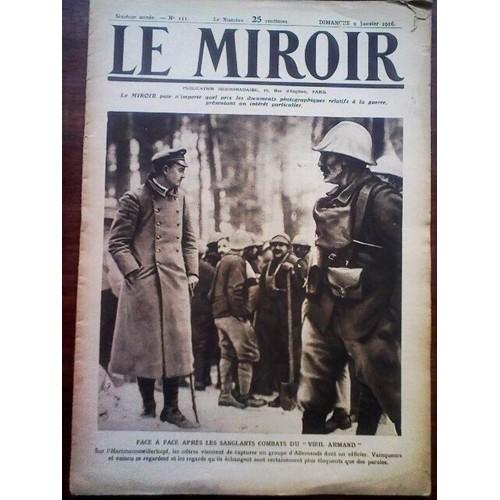 Revue histoire miroir des sports for Miroir de l histoire