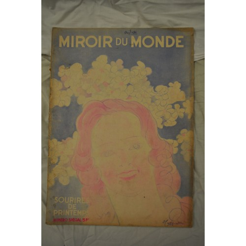 Revue histoire miroir du monde for Histoire du miroir