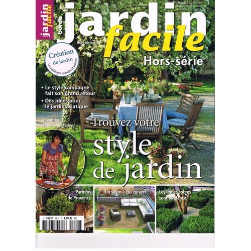 Revue jardin facile - Jardin facile ...