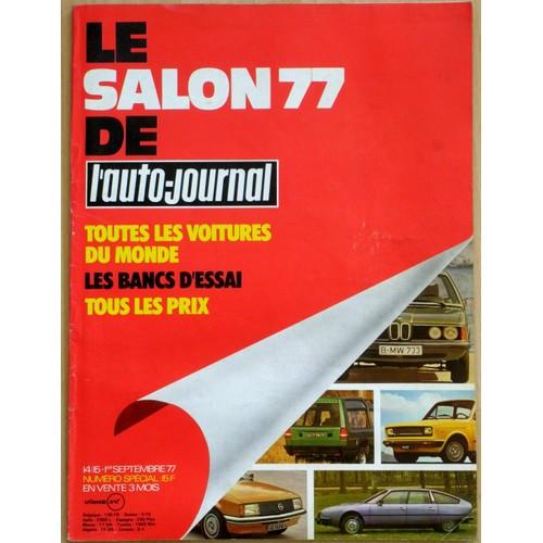 revue loisirs bricolage l 39 auto journal. Black Bedroom Furniture Sets. Home Design Ideas