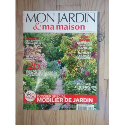 Revue loisirs bricolage mon jardin et ma maison - Ma maison et mon jardin ...