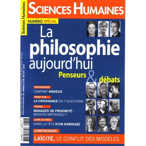 Revue sciences humaines for Revue sciences humaines