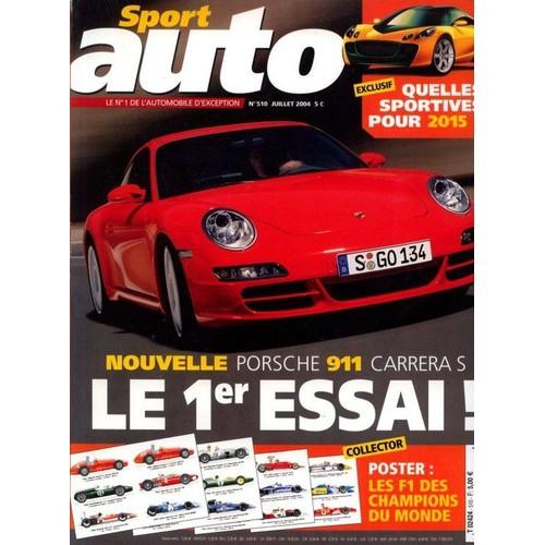 Revue Sport - Sport auto
