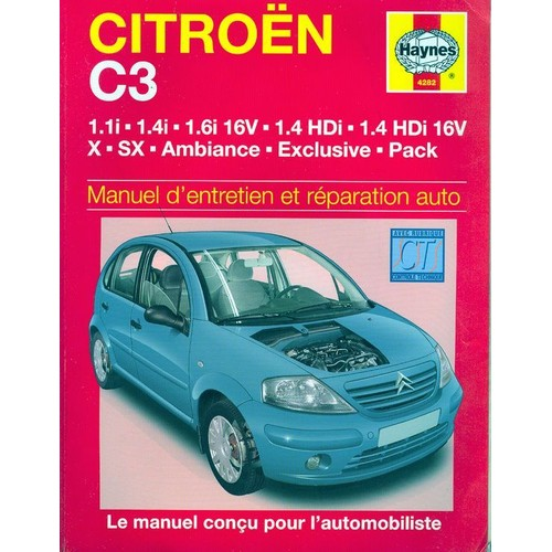 revue technique automobile citroen c3 achat et vente neuf d 39 occasion sur priceminister rakuten. Black Bedroom Furniture Sets. Home Design Ideas