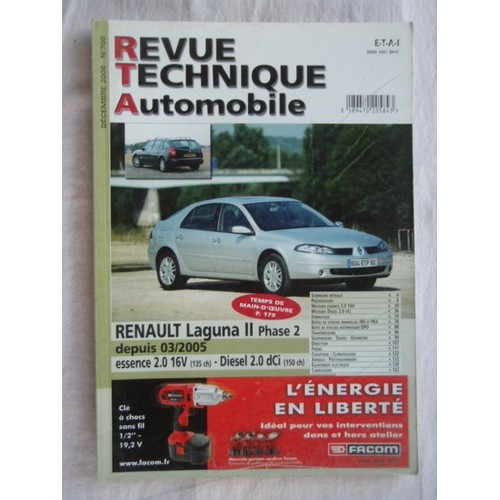 revue technique automobile gratuite renault laguna. Black Bedroom Furniture Sets. Home Design Ideas