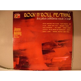 Rock'n'roll Festival.Les Plus C�l�bres Rock'n'roll - Ridding, Jimmy