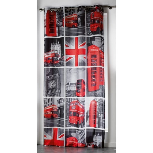 acheter rideau london pas cher ou d 39 occasion sur priceminister. Black Bedroom Furniture Sets. Home Design Ideas