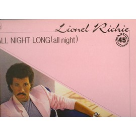 All Night Long (All Night) - Ritchie Lionel