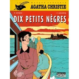dix petits nègres - Ils étaient dix (Dix petits nègres) de Agatha Christie Riviere-Leclercq-Agatha-Christie-N04-Dix-Petits-Negres-Livre-1264545386_ML