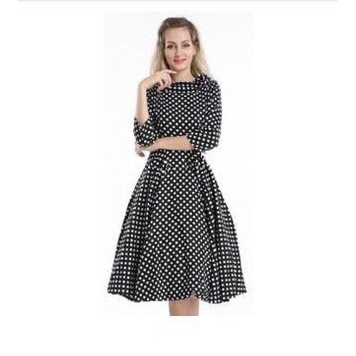 meilleur blog robe robe vintage annee 60 pas cher. Black Bedroom Furniture Sets. Home Design Ideas
