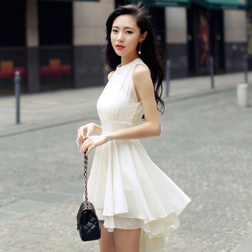 robe ceremonie blanche