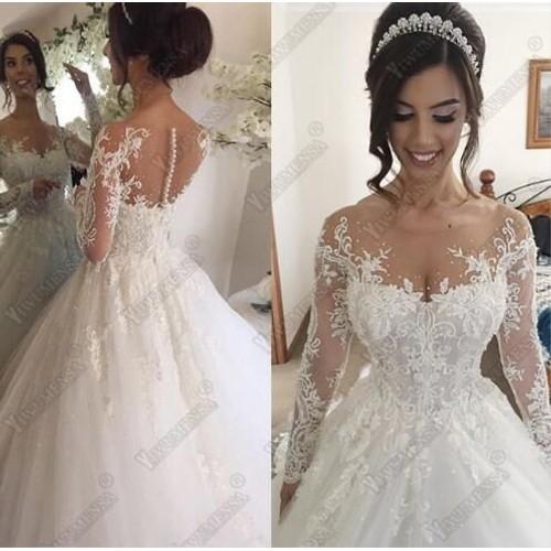 c2b7a8ba5f robe de mariee manche longue pas cher ou d'occasion sur Rakuten