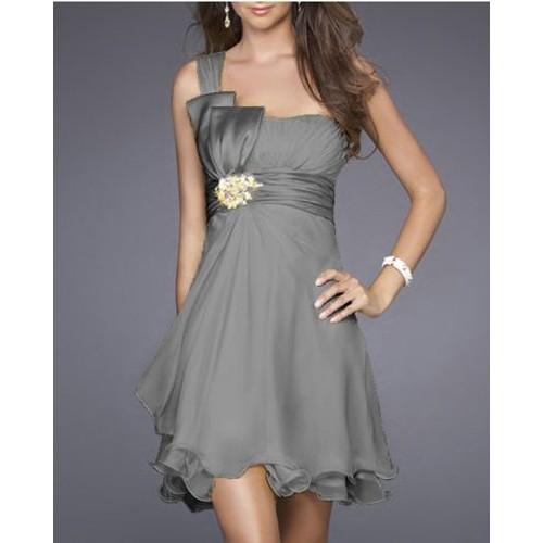 acheter robe grise pas cher ou d 39 occasion sur priceminister. Black Bedroom Furniture Sets. Home Design Ideas