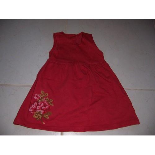 c6a813229fc19 robe rouge fille 9 mois pas cher ou d occasion sur Rakuten