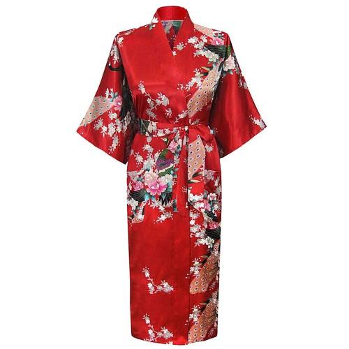 robe rouge satin achat et vente neuf d 39 occasion sur. Black Bedroom Furniture Sets. Home Design Ideas