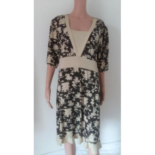 fcbb6b0cacd robe taille 44 beige pas cher ou d occasion sur Rakuten