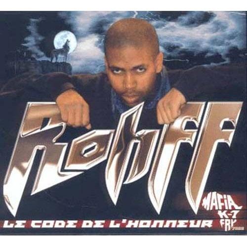 album rohff code de lhorreur
