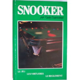 Snooker le jeu les virtuoses le r glement de rudy bauwens for Interieur bauwens