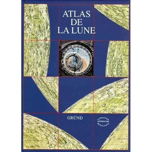 atlas de la lune gratuit