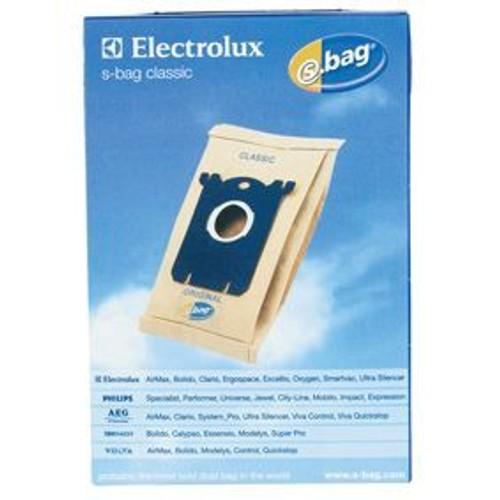 sac aspirateur s bag classic pour electrolux philips aeg tornado volta. Black Bedroom Furniture Sets. Home Design Ideas