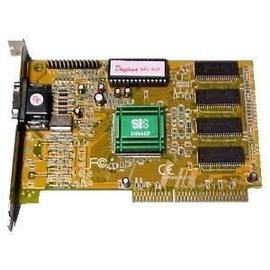 SIS 6326 / 8 MB - Carte graphique AGP 1.0